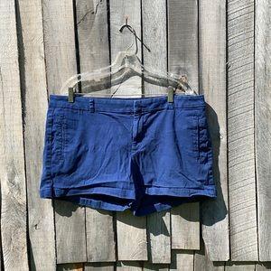 Women's Ana Twill Blue Shorts size 18